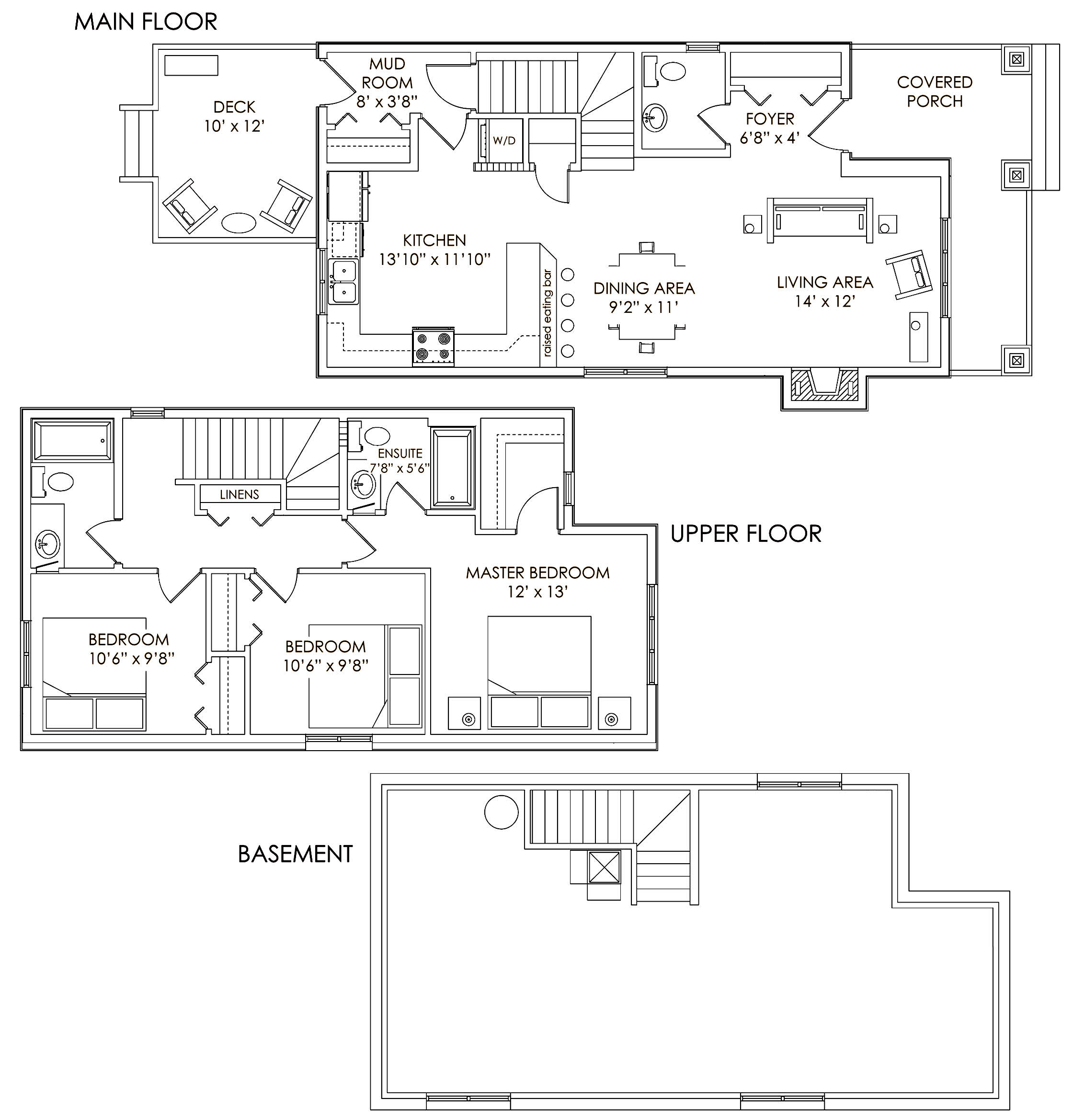 House plans without basements 28 images narrow lot for House plans without basements