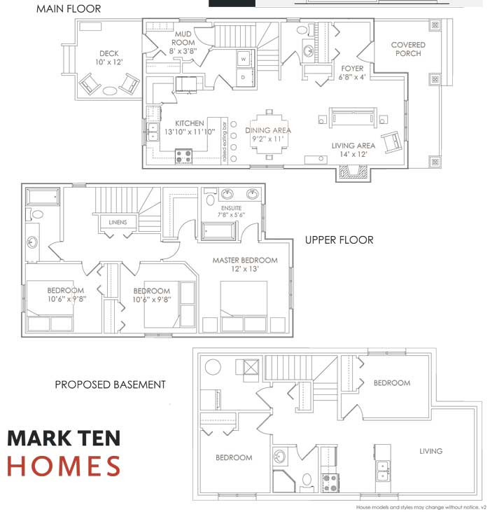 image of The Brighton floor plan